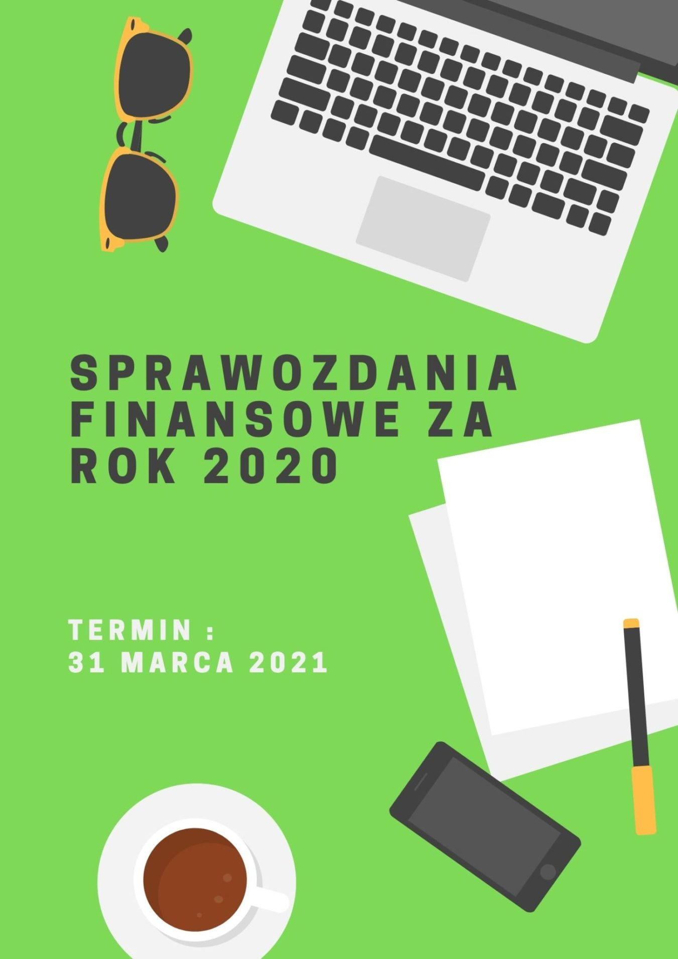 Sprawozdania finansowe za rok 2020